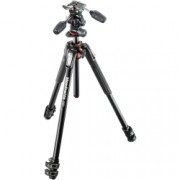 Manfrotto MK190XPRO3-3W kit trepied foto + cap 3-way