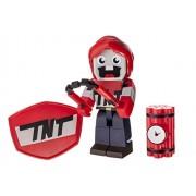 Héroes Tube - ExplodingTNT - Figura de acción de 7 cm Accesorios