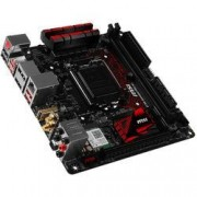 MSI Z170I GAMING PRO AC - Motherboard - Mini-ITX - LGA1151 Socket - Z170 - USB 3.1 Gen1