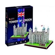 Cubic Fun C715H - 3D Puzzle La Torre di Londra ( Tower Of London ) Uk Londra