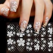 lindo laço de diamantes de jóias de prego branco