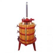 Presa de struguri manuala cu clichet TR 50, 130 kg/transa, cos lemn