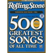 Selections from Rolling Stone Magazine's 500 Greatest Songs of All Time (Instrumental Solos for Strings), Vol 2 by Alfred Publishing