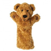 The Puppet Company - Long-Sleeved Glove Puppets - Bear