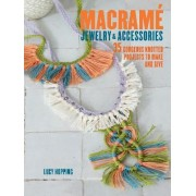 Macrame Jewelry and Accessories by Lucy Hopping