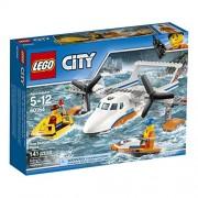 LEGO City Coast Guard Sea Rescue Plane 60164 Building Kit (141 Piece)