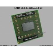 Processeur - AMD Athlon 64 X2 Mobile TK-53 - 1.7 GHz - Socket S1 - Cache L2 2 x 256 Ko
