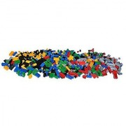 Toy Building Blocks - 1 000 Bricks Big Box of Blocks - Tight Fit and Compatible with Lego