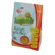 Biscuiti bio cu mere (fara zahar, fara lapte) 400g