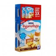 Nestlé PyjamaPapje® Biscuit 3 x 250 ml