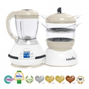 Babymoov-A001115-Robot multifunctional 5 in 1 Nutribaby Cream