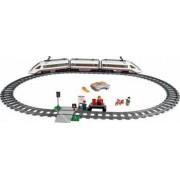 Set Constructie Lego City Tren De Pasageri De Mare Viteza