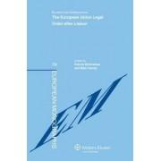 The European Union Legal Order After Lisbon by Patrick Birkinshaw