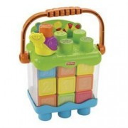 Seau Rigolo'blocs Fisher Price