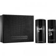 Paco Rabanne Black XS Комплект (EDT 100ml + Deo Spray 150ml) за Мъже