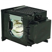AuraBeam Professional Mitsubishi WD-57831 Television Replacement Lamp with Housing (Powered by Philips)