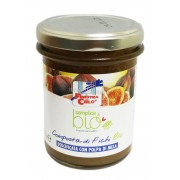 Gem bio de smochine (indulcit cu pulpa de mere) 220g