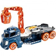 Hot Wheels Lights and Sounds Vehicle Spinnin' Sound Crane