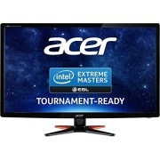 "Acer GN246HLBbid - Monitor 24"" LED Full HD, Risoluzione 1920 x 1080, Contrasto 100M:1, Luminosità 350 cd/m2, Nero"