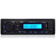 Pyle PLR26MPU- 4 * 60 Watt In-Dash Receiver with AM/FM Radio AUX Input for iPod/MP3 Players and SD/USB Flash Readers