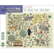 The House That Jack Built: C. F. A. Voysey 300-Piece Jigsaw Puzzle by C F a Voysey