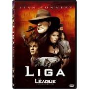 The league of extraordinary gentlemen DVD 2003