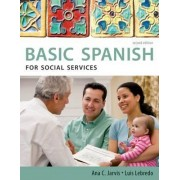 Spanish for Social Services by Ana C. Jarvis