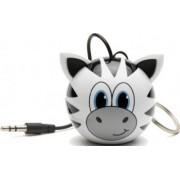 Boxa Portabila KitSound Trendz Mini Buddy Zebra
