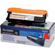 Тонер касета за Brother TN-328BK Toner Cartridge High Yield (6000p.) for HL-4150/4570, MFC-9970 serie - TN328BK