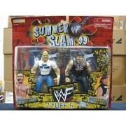 WF Summer Slam 99 2 Tuff 5 B.A. Billy Gunn Road Dog Jesse James
