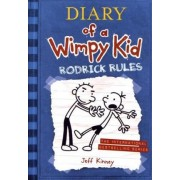 Diary of a Wimpy Kid 02. Rodrick Rules by Jeff Kinney