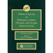 Tables of Spectra of Hydrogen, Carbon, Nitrogen and Oxygen Atoms and Ions by Jean W. Gallagher