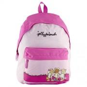 NICI 16382 Children's Backpack, Pink/ Light Violet