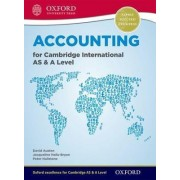 Accounting for Cambridge International AS and A Level Student Book by Peter Hailstone