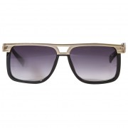 Occhiali da sole dhomy alvez gold-shiny black/grey d00580
