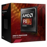 AMD FD8350FRHKBOX Processeur AMD 8350 FX Socket AM3+ 4 GHz AMD FX 125 W