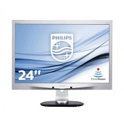 Philips 240P4QPYES 24 P-Line Monitor, Argento