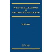 International Handbook of English Language Teaching by Jim Cummins