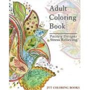Paisley Designs Coloring Book by Jyt Coloring Books