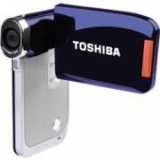 Toshiba CAMILEO P25 - Caméscope - 1080p - 5.0 MP - carte Flash - noir