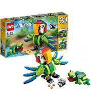 LEGO - Animales tropicales, multicolor (31031)