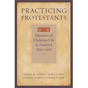 Practicing Protestants by Laurie F. Maffly-Kipp