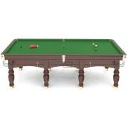 Masa de snooker profesionala Riley Aristocrat Standard Cushion Table 12'