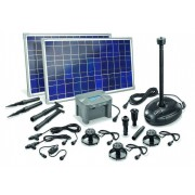 Esotec Solar Pumpensystem Genova LED