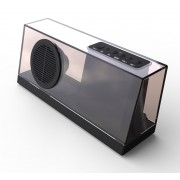 Boxa portabila SARDiNE SDY033, Bluetooth v2.1 EDR, 5W, Radio FM, 1800mAh, Negru