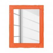 Spiegel Edenburg - oranje - smalle rand, My Flair