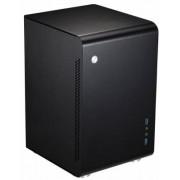 Cooltek U2 - ITX-Case Schwarz