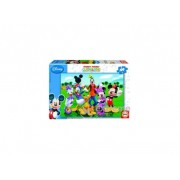 Puzzle Educa Mickey Mouse Club, 100 buc.
