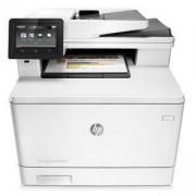 Лазерно многофункционално устройство HP Color LaserJet MFP M477fnw Printer, CF377A
