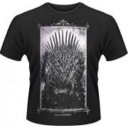 Playlogic International(World) Game Of Thrones Win Or Die Camiseta con manga corta para hombre, color black, talla l